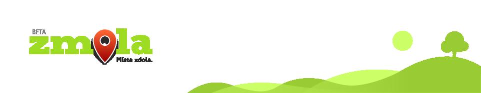 Zmola - mapový portál